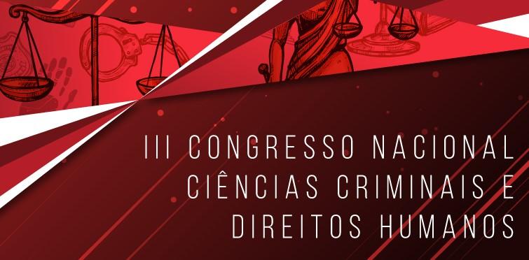 Visualizar v. 1 n. 1 (1): Anais Ciências Criminais